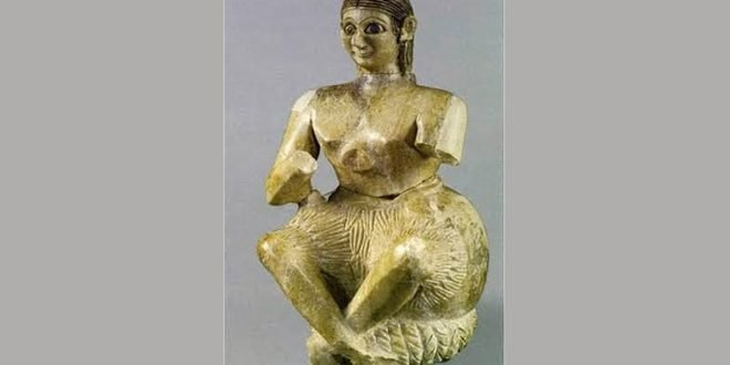 The statue of Ornina… Pearl of Mari monuments since 3rd millennium BC