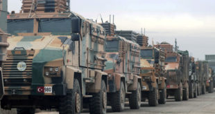 تعزيزات عسكرية تركية تدخل الى خطوط التماس بريف الحسكة