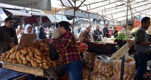 تجهيز ساحتين في دمشق لبيع المنتجات بأسعار مناسبة