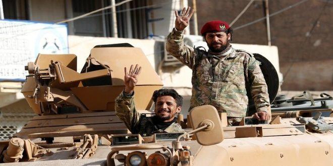 """تركيا توقف تمويل فصيل """"فيلق الرحمن"""" السوري لرفضه إرسال مقاتليه إلى ليبيا"""