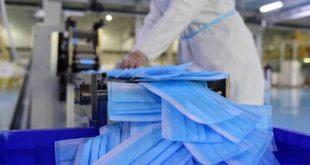 منتجاتنا من الكمامات والألبسة تنافس الأوروبية