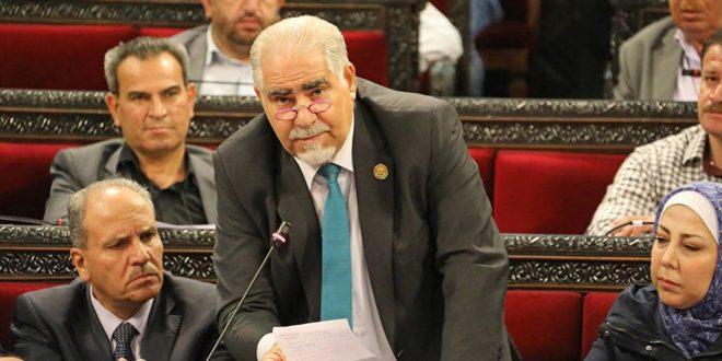 نائب سوري يقترح عقد مجلس الشعب في سينما الزهراء
