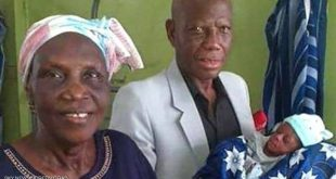 بعد انتظار نصف قرن.. تنجب توأما وعمرها 68 عاما