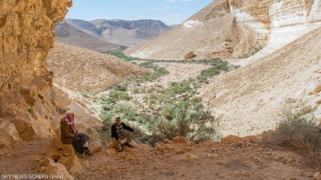 اكتشاف كهف أثري بنقوش فريدة في سيناء