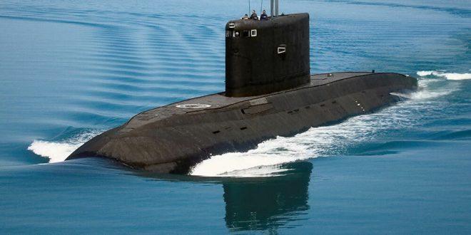 """الغواصة """"روستوف نا دونو"""" تذهب للمناوبة القتالية على الساحل السوري"""