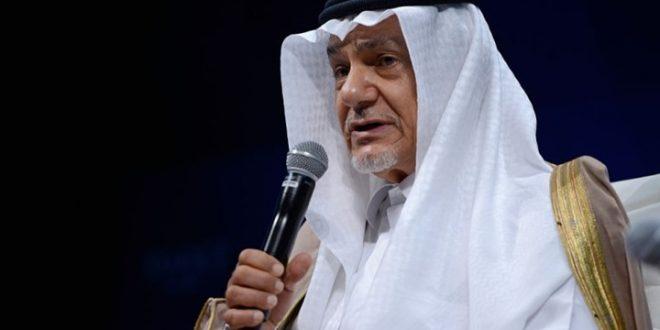 تركي الفيصل يكشف عدد أمراء آل سعود المصابين