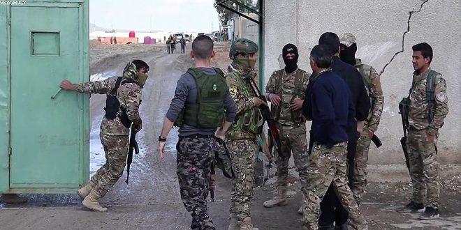 القوات الاميركية تبدأ بتجنيد اهالي الشدادي في الحسكة