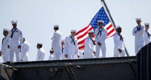 """البنتاغون: أكثر من 4000 بحار أمريكي في حاملة الطائرة """"ثيودور روزفلت""""مصابون بكورونا"""