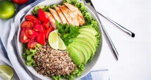 5 نصائح ليكون نظامكم الغذائي متوازناً