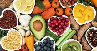 أي اطعمة هي الاكثر غنى بمضادات الأكسدة؟