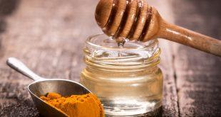 ما هي فوائد مزج العسل مع الكركم؟