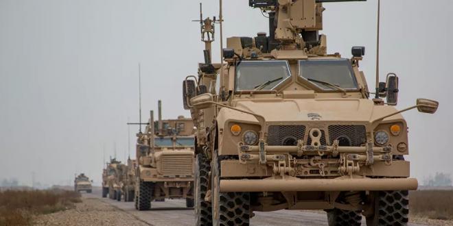 مدنيون سوريون يطاردون رتلا للجيش الأمريكي حاول اقتحام قراهم