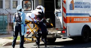 أعداد الوفيات بفيروس كورونا في أمريكا يتجاوز 8.5 ألف