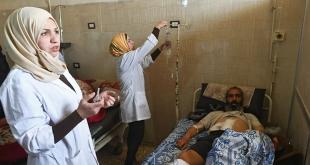 سوريا تفتقر إلى أجهزة التنفس الاصطناعي على خلفية وباء كورونا