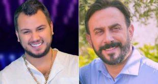 قصي خولي يثير الجدل بظهوره مع وديع الشيخ.. بالفيديو