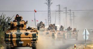 معهد عسكري أمريكي ينشر خريطة للقدرات التركية بإدلب (خريطة)