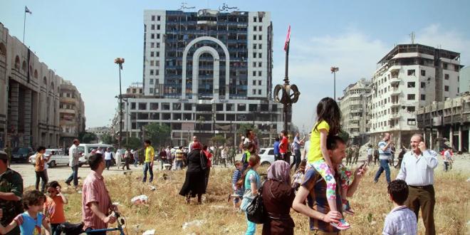 محافظ حمص: هذا ما يحول دون اعادة الاعمار