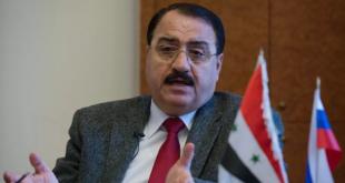 السفير السوري في موسكو: 3 إصابات بفيروس كورونا