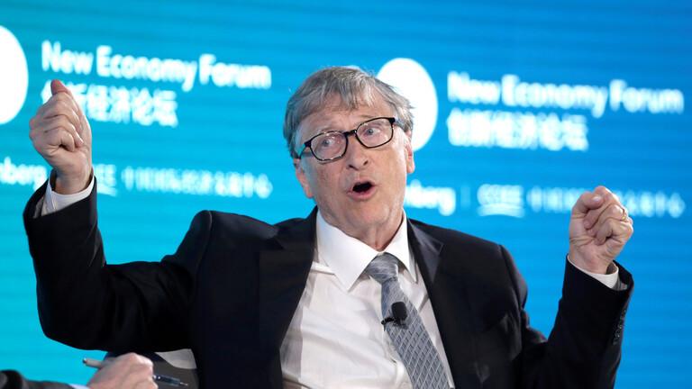 بيل غيتس: كورنا يوجه أكبر ضربة للاقتصاد العالمي