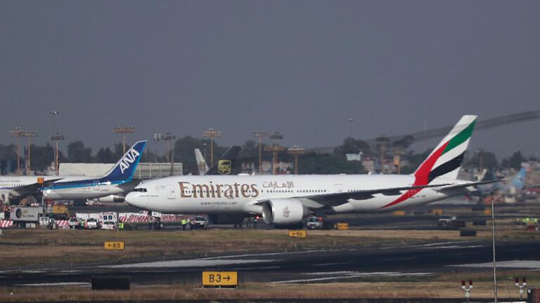"""""""طيران الإمارات"""" تطلق رحلات إلى عدد من المدن"""