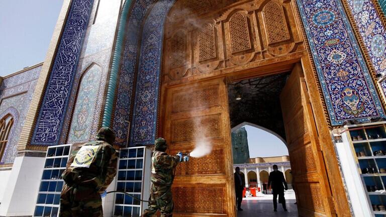 إيران تخطط لاستئناف زيارة العتبات المقدسة في العراق وسوريا