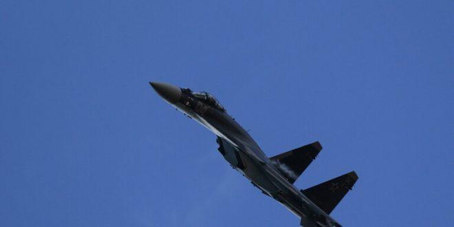 مقاتلة روسية تعترض طائرة أمريكية اقتربت من قاعدة حميميم