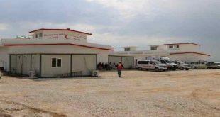 """افتتاح مشفى""""COVID19"""" في الحسكة (صور)"""