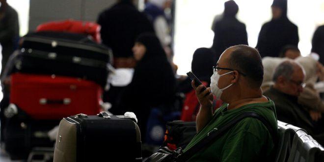 وصول أول طائرة تقل سوريين عالقين في الخارج