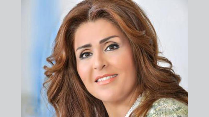 شفاء هناء نصور أول فنانة سورية تصاب بفيروس كورونا