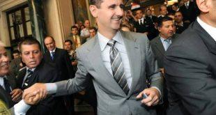 رئيس عربي يوجه رسالة الى الرئيس الأسد