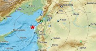 بعد تكرر الزلازل.. محافظة طرطوس تتخذ إجراءات احترازية لمواجهة الأخطار المحتملة