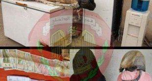 فتاتان تقومان بالادعاء على والدهما بأنه إرهابي في دير الزور ثم تسرقان أثاث منزله