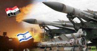 استشهاد ثلاث مواطنين سوريين وجرح 4 آخرين جراء العدوان الاسرائيلي على محيط دمشق