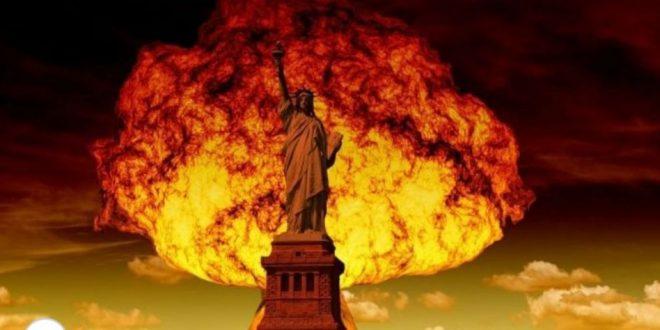 روسيا تهدد أمريكا بضربة نووية