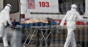 """روسيا تتجاوز الصين في عدد الإصابات بفيروس """"كورونا"""""""