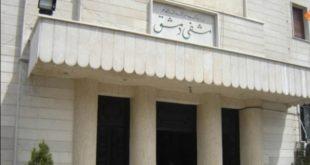 سوريا: بانتظار نتيجة فحص كورونا لحالتين واردتين لمشفى المجتهد