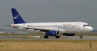 الطيران السورية تتكفل بنقل المواطنين الراغبين بالعودة إلى القطر وبسعر التكلفة