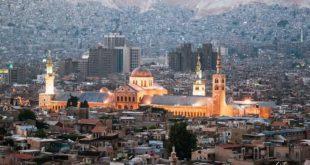 محافظة دمشق تمنع التنزه في عدة مناطق من العاصمة