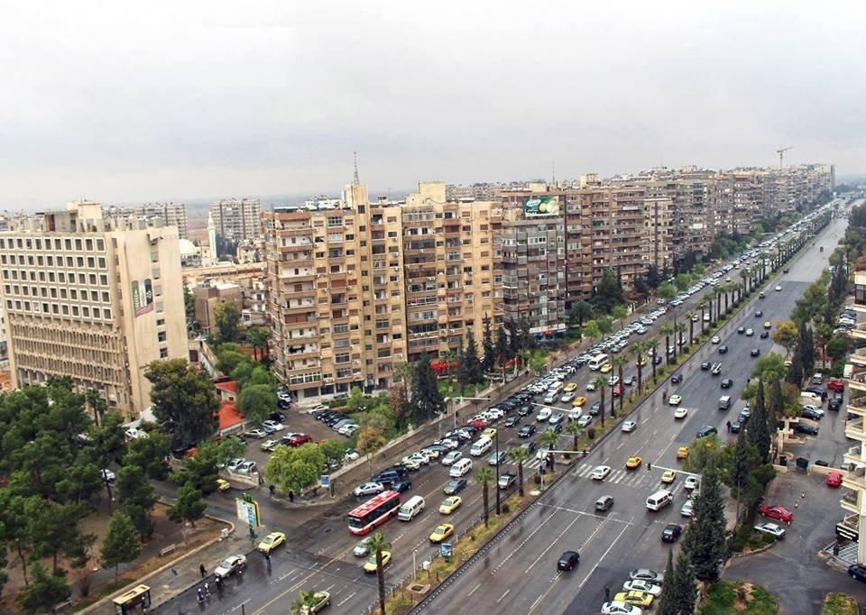 """محافظة دمشق"""" ماجرى على أوتوستراد المزه لن يتكرر"""