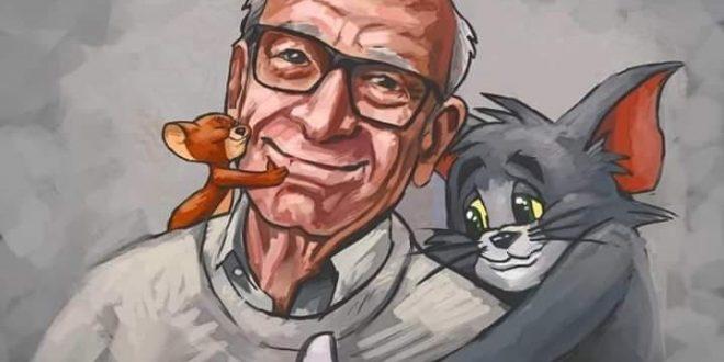 """وفاة مخرج مسلسل """"توم و جيري"""" عن عمر يناهز 95 سنة"""