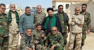 إيران تنعي ضابط رفيع في سوريا