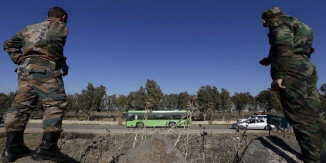افتتاح طريق دولي في سوريا بعد 8 سنوات على إغلاقه