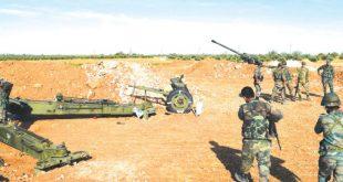 تفاصيل الهجوم الإرهابي على مواقع الجيش العربي السوري في سهل الغاب