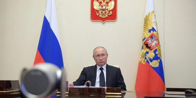 بوتين يكشف عن محاولة لتفكيك روسيا من الداخل قبل 20 عاما