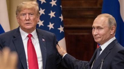 ترامب يعلن قبول بوتين المساعدة الأمريكية