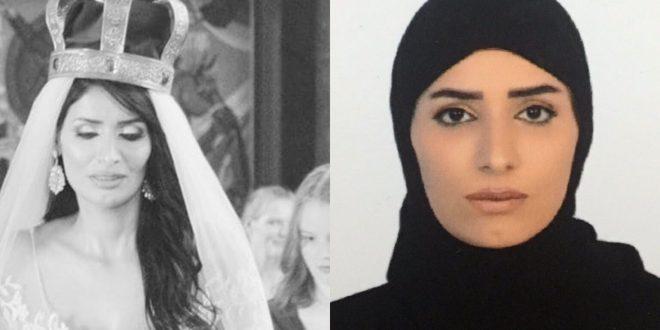 بعد أن أعلنت خروجها من الإسلام ودخولها المسيحية،