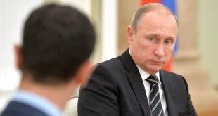 """المصالح الروسية مع """"إسرائيل"""" وحسابات بوتين في سوريا"""
