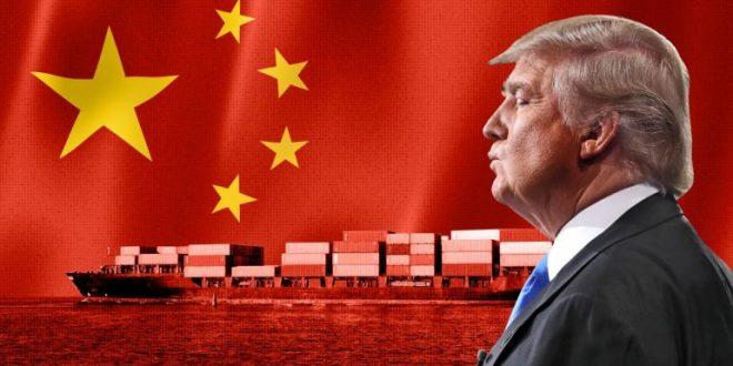 ترامب: نفكر في قطع كل علاقة مع الصين