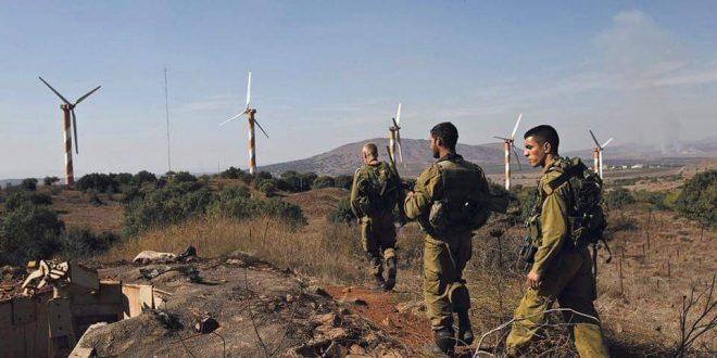 مجهولون يحرقون مروحتين إسرائيليتين بقيمة ملايين الدولارات في الجولان المحتل