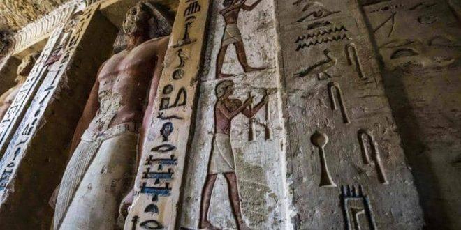 """""""عالم الموت"""".. تفاصيل مثيرة عن تجارة الجنازة عند الفراعنة"""
